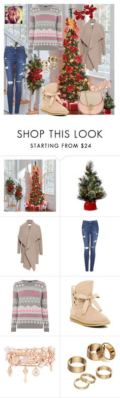 """1/3"" by martinapetkovic ❤ liked on Polyvore featuring Harris Wharf London, Topshop, Warehouse, Australia Luxe Collective, Henri Bendel and Apt. 9"
