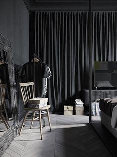 Estilo industrial: veja este apartamento com decoração conceitual