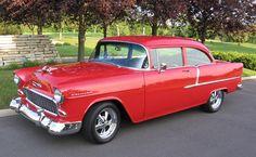 1955 Chevrolet Del Ray Custom Hard Top
