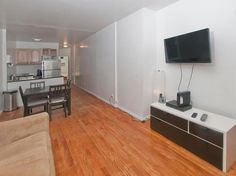 New York (NY) Spacious 2 Bedroom Apartment Times Square United States, North America Spacious 2 Bedroom Apartment Times Square is conveniently located in the popular Midtown West area. Both business travelers and tourists can enjoy the hotel's facilities and services. To be found at the hotel are free Wi-Fi in all rooms, Wi-Fi in public areas, airport transfer, family room, laundry service. Each guestroom is elegantly furnished and equipped with handy amenities. The hotel offe...