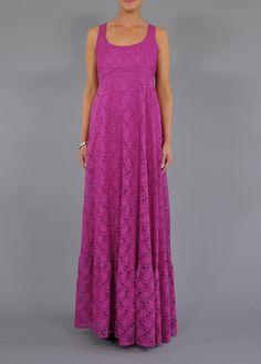 60s 70s Lace Maxi Dress, Vintage Dresses, Vintage Deli Clothing, Online Vintage Clothing, Norfolk, London