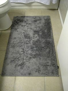 Bathroom Rug Runner X Bath Rugs Vanities Pinterest - Gray bathroom runner rug for bathroom decorating ideas