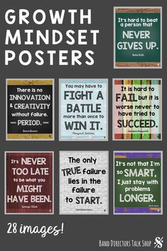 Music teachers- looking for music bulletin boards ideas & music classroom decorations? This printable music posters set is for you! The motivational music quotes would motivate your music student while adding color to your music classroom, band room, orchestra room, hallways or door. Perfect music decor for elementary music & middle school music rooms. Fun back to school bulletin board ideas. They make great music quote music word walls too! The printable posters are easy to use- DIY!