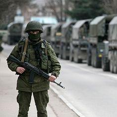 Putin Goes to War in Crimea. The New Yorker http://www.newyorker.com/online/blogs/newsdesk/2014/03/putin-goes-to-war-in-crimea.html