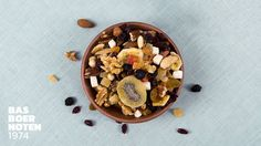 Gezondheidsmix Acai Bowl, Cereal, Breakfast, Food, Acai Berry Bowl, Breakfast Cafe, Essen, Yemek, Meals