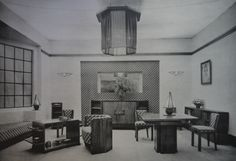 Ensemble Mobilier: Exposition Internationale 1925 by Maurice Dufrene