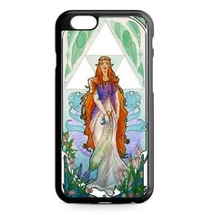 Zelda Art Nouveau iPhone 7