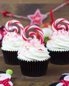 Los cupcakes de limón que acabaron siendo cupcakes de menta y mocha - Objetivo: Cupcake Perfecto.