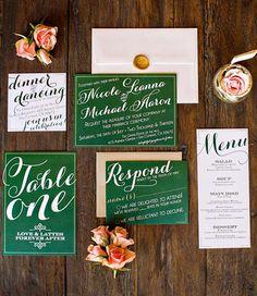Tuesday Ten: Favorite Wedding Invitations