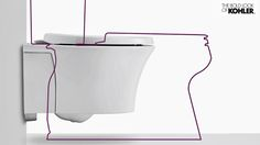 If you have a small bathroom, you should check out the Pros & Cons of a Wall-Hung Toilet.
