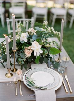 Industrial Chic Black Tie Wedding Ideas | wedding decor | Pinterest ...