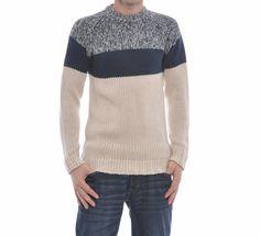 Pulover tricotat cu maneca lunga Men Sweater, Lei, Sweaters, Fashion, Moda, Fashion Styles, Men's Knits, Sweater, Fashion Illustrations