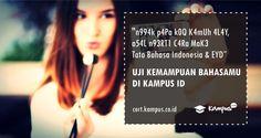 #Sertifikasi #KampusID #Bahasa Indonesia & EYD