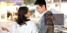 Boyfriend for Rent Available on Freelance Work Website