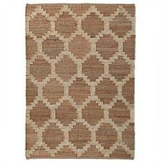 Hemp Honeycomb Rug - Serena & Lily - $295.00 - domino.com