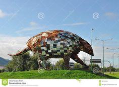 Monumento Del Armadillo Gigante - Buscar con Google