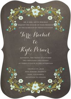 Detailed Delight - Signature White Wedding Invitations - Jennifer Raichman - Creamsicle - Orange : Front