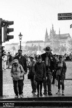 Katuvalokuvausta Prahassa   Asuntomessut