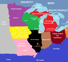 What Chicagoan think of the midwest