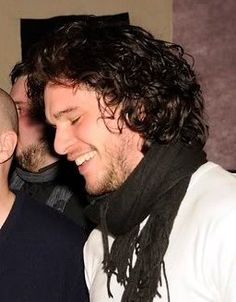 Kit Harington, marry me?.....