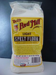 Dinkelmehl heisst in den USA Spelt Flour. And other substitutes for German ingredients