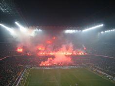 AC milan v Inter Milan The Milan Derby (21-02-2004) #Europe's football clubs