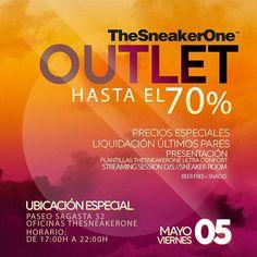 #sneaker #outlet #oneday #vip #viernes5mayo #ofertas #TheSneakerOne #beer #friends