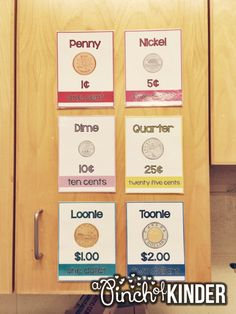 Today I'm popping in to talk about all the money fun we have been having in our class lately!     The FDK expectation for money is..     NS...