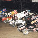 outlaws starting line
