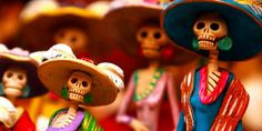 La Fête des morts au Mexique - http://www.viasud.ca/la-fete-des-morts-au-mexique/