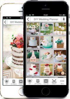 DIY wedding Planner app by #AnastasiaStevenson.  #diywedding  #weddingapp #DIYwedding Best wedding planning app for ITUNES + ANDROID!