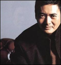 Chow Yun Fat - Purely awesome male