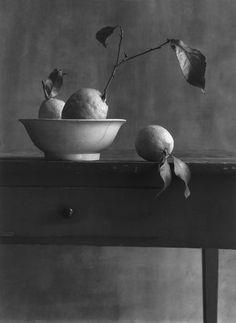 Christian Coigny heeft zich de afgelopen 30 jaar gestort op zwart wit fotografie. Hij werkt voor grote merken en maakt zelfs films. Zijn sobere en simpele stillevens zijn zo droevig moooi.