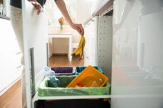How To Efficiently Handle Rubbish At Home - Domesblissity