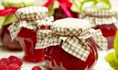Galaretka malinowo-arbuzowa idealna na upalne dni #recipe Dr. Oetker Polska Gift Wrapping, Marmalade, Pastries, Diet, Gift Wrapping Paper, Wrapping Gifts, Gift Packaging