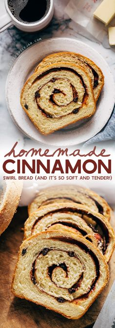 Homemade Cinnamon Sw