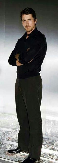 Katie McAllister's - Aisling Grey - Christian Bale as Drake Vireo - casting by: Yohnnilee Christian Bale, Batman Begins, Beautiful Celebrities, Gorgeous Men, Vincent Cassel, Face Men, Raining Men, Star Wars, Portraits
