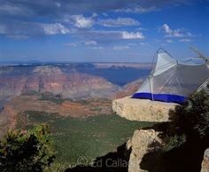 Powell Plateau - Don't think I will put my tent exactly there, but close!