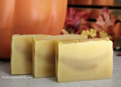 Pumpkin Soap | 23 Different Ways To Make Soap from Home