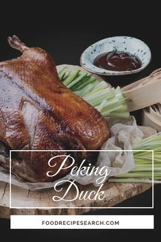 Peking Duck Does one really have to check out well known Chinese cafe to get P Duck Recipes, Low Carb Recipes, Vegan Recipes, Healthy Eating Tips, Healthy Nutrition, Asian Noodle Recipes, Peking Duck, Cooking Courses, Vegetable Drinks