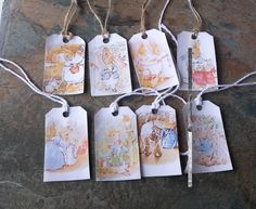Spreesy is Joining the CommentSold Family! Handmade Gift Tags, Personalized Gifts, Peter Rabbit Gifts, Hogwarts Acceptance Letter, Selling On Pinterest, Gift Labels, Craft Accessories, Beatrix Potter, Twine