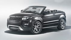 Range Rover Evoque Convertible (2016) is go, go, go!