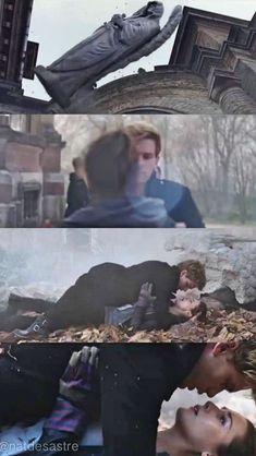 the best part in hole movie Serie Fallen, Fallen Saga, Fallen Book, Fallen Angels, Fallen Lauren Kate Movie, Jeremy Irvine, Movies And Series, Book Series, Love Never Dies