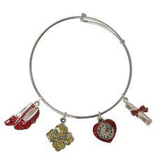 Wizard of Oz Bangle Bracelet , Jewelry - Gloria Duchin, Living for Pop