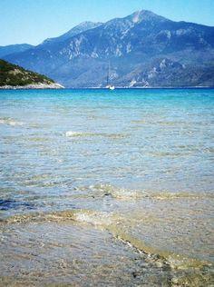 Psili Amos beach, Samos Island, Greece
