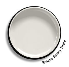 Resene Black White is a calcite grey white, chalky and soft. From the Resene Mu. Interior Paint Colors, Paint Colors For Home, House Colors, Wall Colors, Paint Colours, Bedroom Colours, Interior Design, Interior Ideas, Colour Pallette