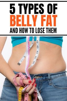 5 different types of belly fat woman and men have and how to lose it to change your body shapes. Includes woman exercise and how to get rid of it with woman diet. #reducebellyfat #lowerbellyfatdiet #fatburner #bellyfatburner #bellyfatworkout Stubborn Belly Fat, Reduce Belly Fat, Lose Belly, Best Weight Loss Plan, Weight Loss For Women, Fast Weight Loss, Workout For Flat Stomach, Belly Fat Workout, Lose Weight In A Week