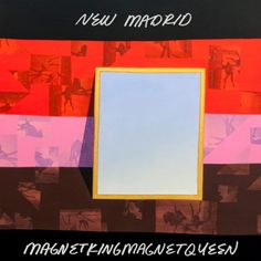 Athens, Georgia, based indie rock band New Madrid also have a new album up their sleeves. 'magnetkingmagnetqueen' is out next week and you can stream it now in full ahead of release.