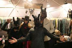 MONKEY BUSINESS BALACLAVA Monkey Mask for Men and by BlamoToys