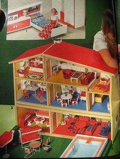 My Doll House, Toy House, Barbie House, Doll Houses, Barbie Furniture, Dollhouse Furniture, Dollhouse Dolls, Dollhouse Miniatures, House Illustration
